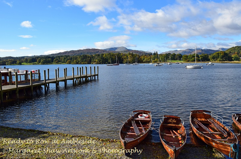Ready to Row Ambleside