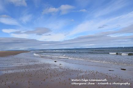 waters edge lossiemouth