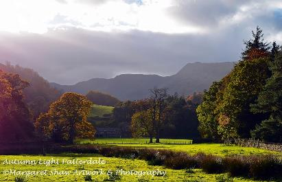 Autumn Light Patterdale