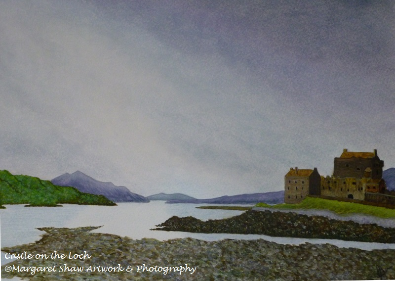 Castle on the Loch