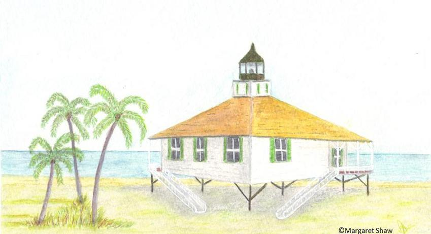 gasparilla lighthouse
